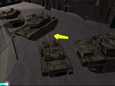 Army Parking Simulation 3