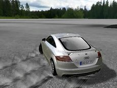 Audi TT RS Drift: Free Ride