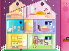 Doll House Decoration