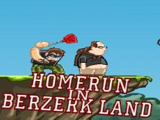 Homerun In Berzerk Land: Berzerk Ball
